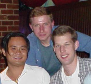 Duy Pham, Levi Smith, and Chris Ingram software engineering project team