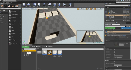 Breakout in Unreal Engine
