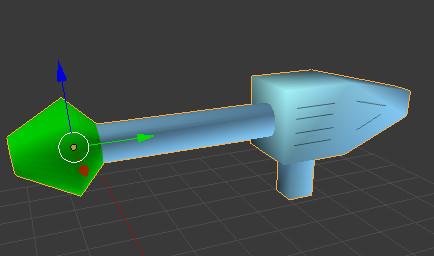 Expand-O-Ray Gun