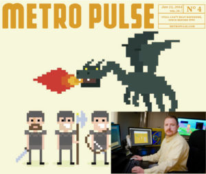 MetroPulse Levi D. Smith