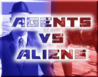 Agents vs Aliends