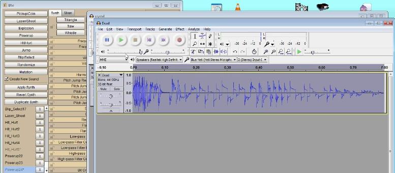 Shape Quest audio