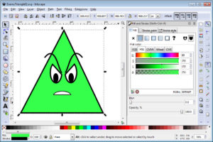 Shape Quest Inkscape