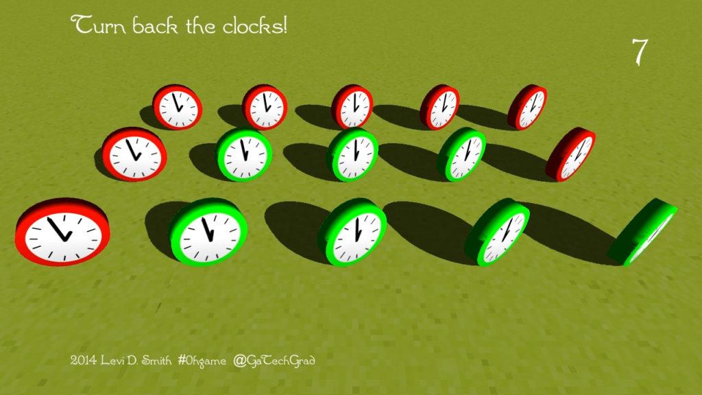 Turn Back the Clocks 2